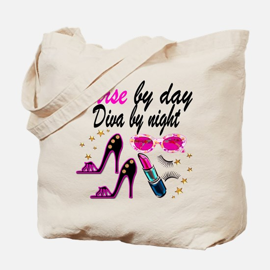 AWESOME NURSE Tote Bag