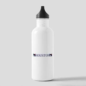 TEXAS PLATE1.jpg Stainless Water Bottle 1.0L