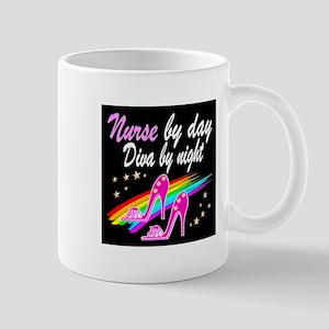 CHIC NURSE Mug