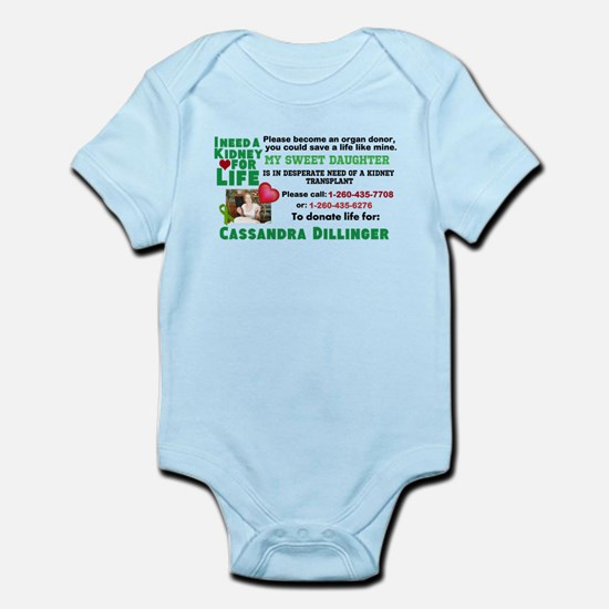 Strong Choice Infant Bodysuit