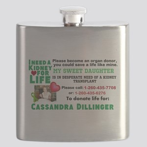 Strong Choice Flask