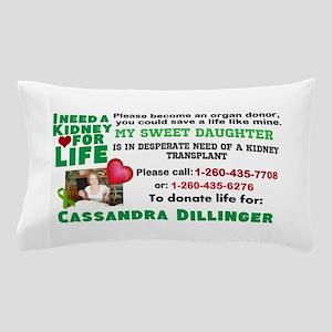 Strong Choice Pillow Case