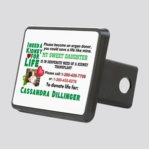 Strong Choice Rectangular Hitch Cover