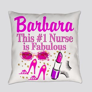 DAZZLING NURSE Everyday Pillow