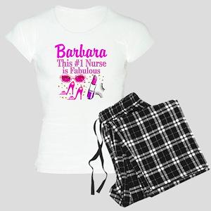 DAZZLING NURSE Women's Light Pajamas