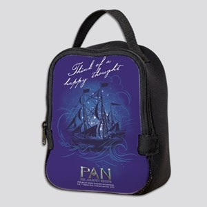 PAN: Happy Thoughts Boat Neoprene Lunch Bag