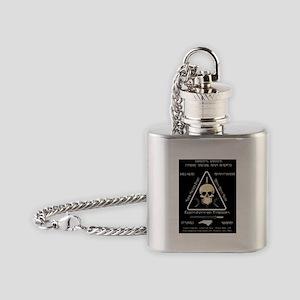 Hwarang Warrior Kali Flask Necklace