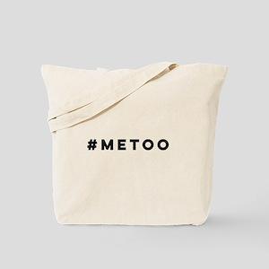 Hashtag Me Too Tote Bag