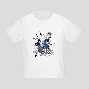 GOTG Baby I am Groot Grunge Toddler T-Shirt