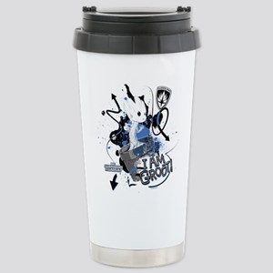 GOTG Baby I am Groot Gr Stainless Steel Travel Mug