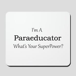 Paraeducator Mousepad