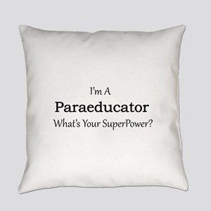 Paraeducator Everyday Pillow