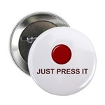 """Big Red Button 2.25"""" Button (10 pack)"""