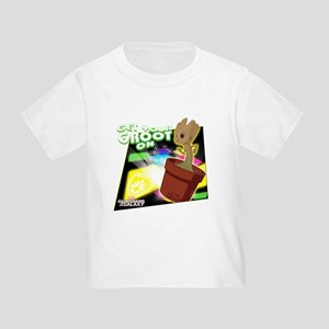 GOTG Get Your Groot On Toddler T-Shirt