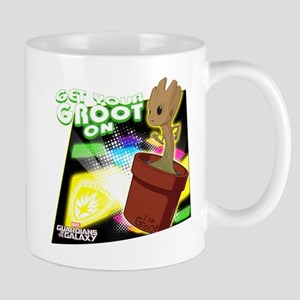 GOTG Get Your Groot On Mug