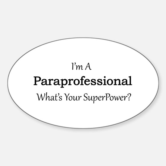 Paraprofessional Decal