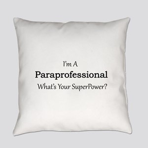 Paraprofessional Everyday Pillow