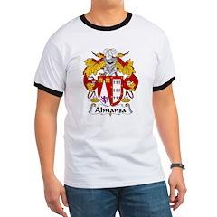 Almansa Family Crest T