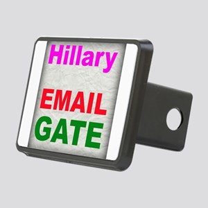 Hillary Email Gate Hitch Cover