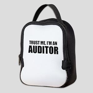 Trust Me, I'm An Auditor Neoprene Lunch Bag
