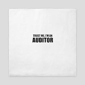 Trust Me, I'm An Auditor Queen Duvet