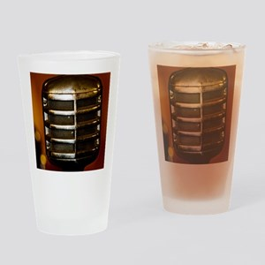 Show Business Drinking Glass