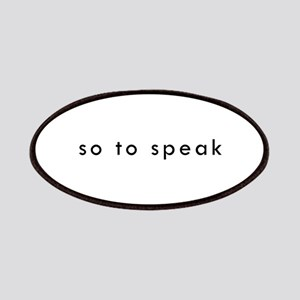 sotospeak copy3 Patch