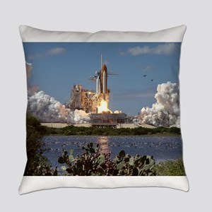 STS-66 Launch Space Shuttle Atlantis Everyday Pill