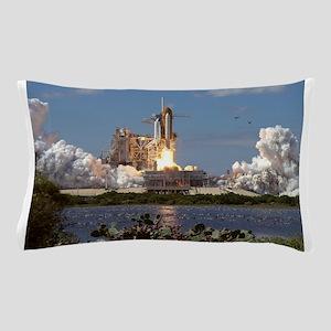 STS-66 Launch Space Shuttle Atlantis Pillow Case