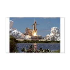 STS-66 Launch Space Shuttle Atlantis Wall Decal