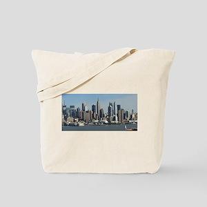 New York City Metro Tote Bag