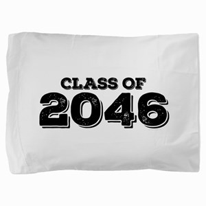 Class of 2046 Pillow Sham
