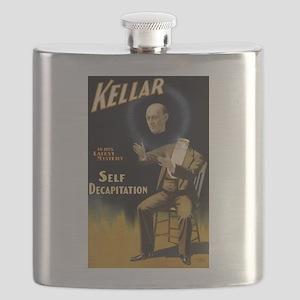 Kellar - Self Decapitation Flask