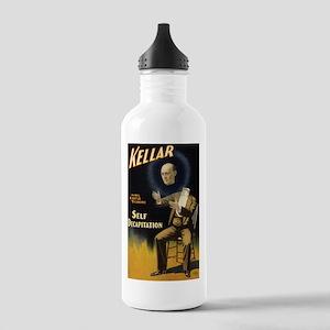 Kellar - Self Decapita Stainless Water Bottle 1.0L