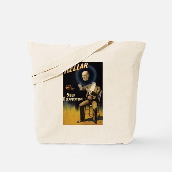 Kellar - Self Decapitation Tote Bag