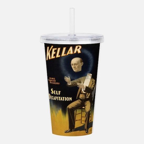 Kellar - Self Decapita Acrylic Double-wall Tumbler