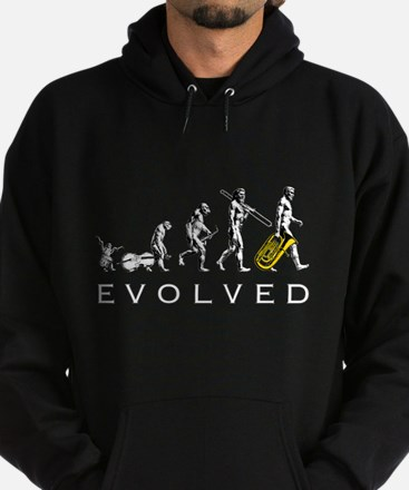 Cute Marching band trumpets Hoodie