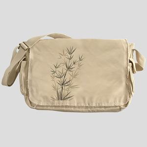 Bamboo Messenger Bag