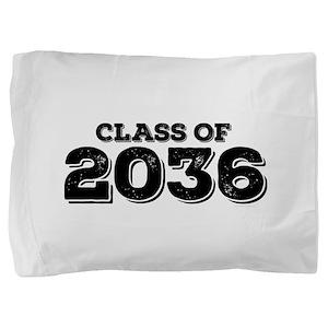 Class of 2036 Pillow Sham