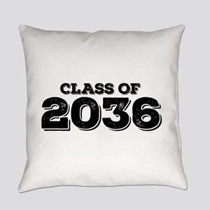 Class of 2036 Everyday Pillow