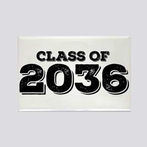Class of 2036 Rectangle Magnet