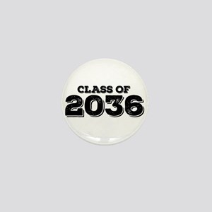 Class of 2036 Mini Button