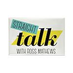 Straight Talk Logo Magnet Magnets
