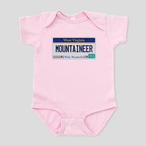 West Virginia - Mountaineer Infant Bodysuit