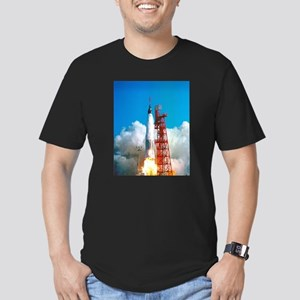 Launch of Project Mercury's Friendship 7 T-Shirt