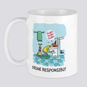 DRINK RESPONSIBLY Mug