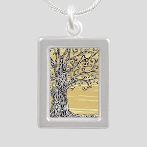 Tree Art Necklaces
