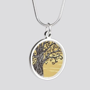 Tree Art Necklaces