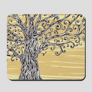 Tree Art Mousepad
