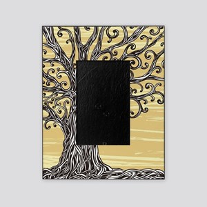 Tree Art Picture Frame